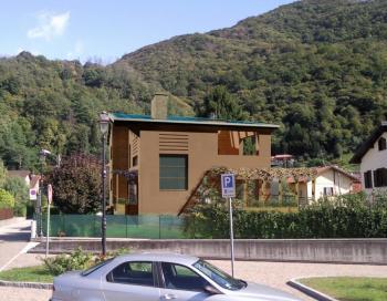 Maccagno villa sul Lago Maggiore