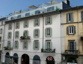 Milano via San Michele del Carso n° 9